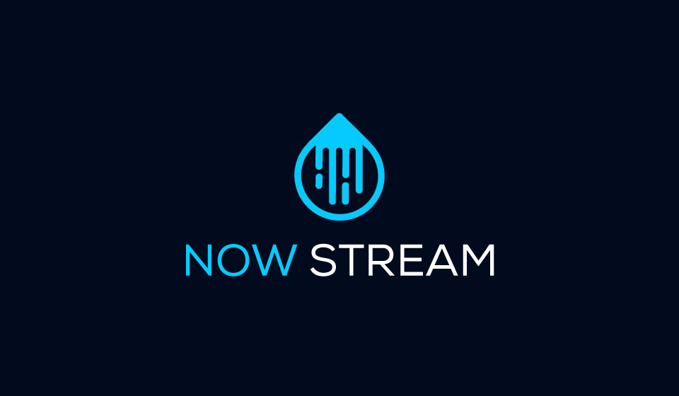 Now Stream Logo